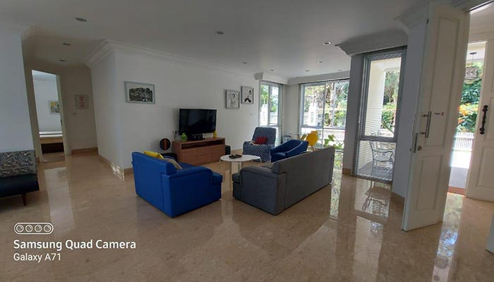 villa casa m3 di kawasan lembang