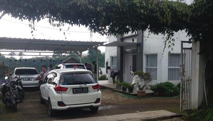 villa cic di kawasan lembang
