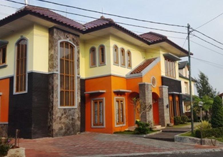 villa di kawasan lembang