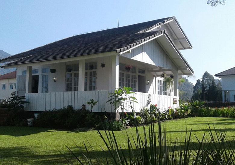 villa pinus lembang
